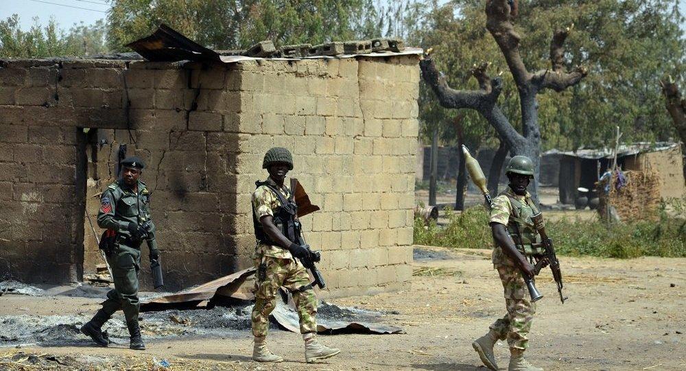 尼日利亞軍方