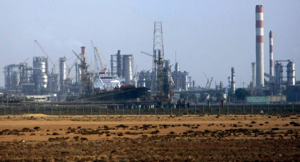 沙特石油设施