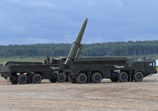 """""""伊斯坎德尔-M""""导弹系统"""