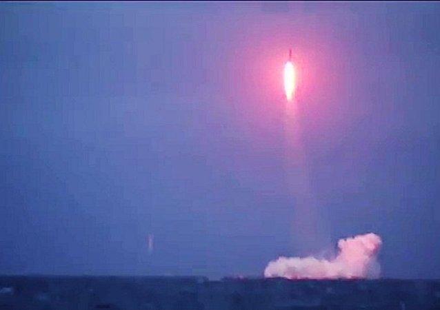 洲际弹道导弹