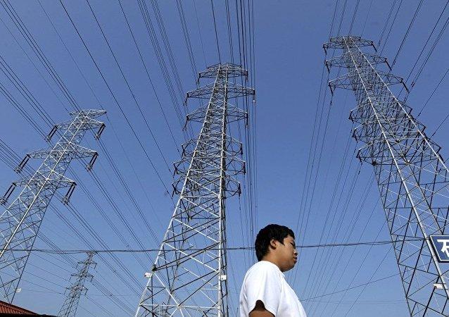 中国国家电网公司:俄方加大电力供应将有助于缓解中国国内供电紧张状况