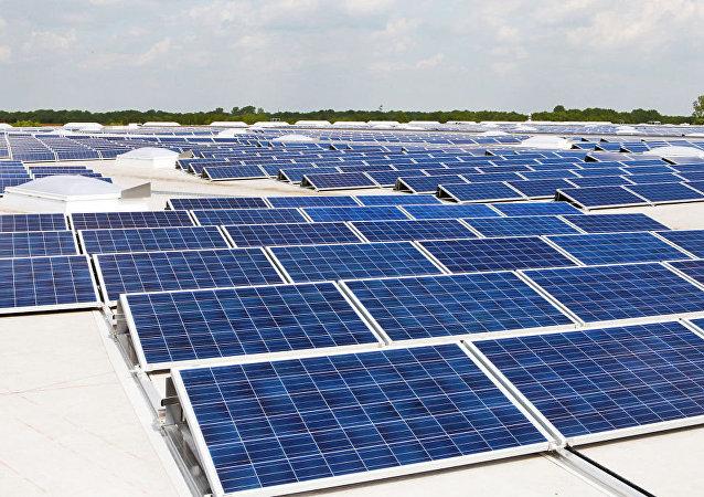 俄科学家研发提高太阳能发电站功率的技术