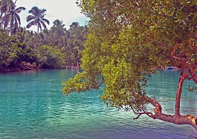 菲律賓圖巴包島