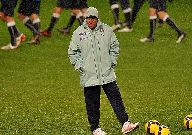 意籍教练里皮重新执教中国队