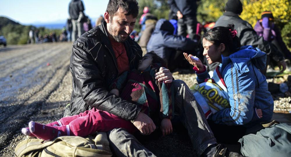 土耳其内政部:土境内有超过350万叙利亚难民