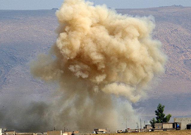 叙利亚议员: 美国大大低估空袭死亡人数