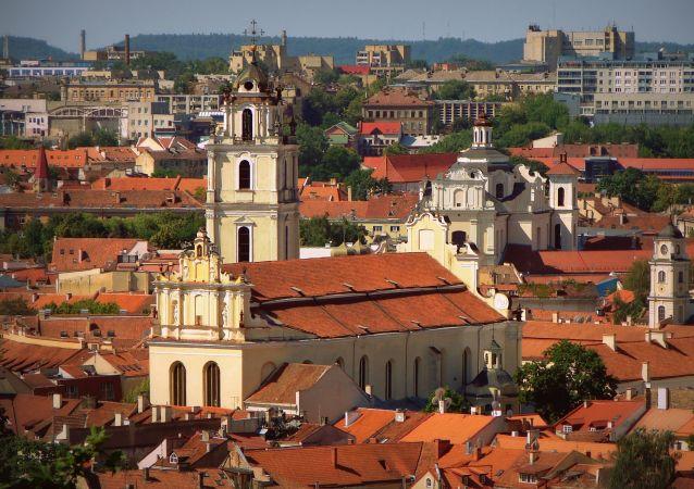 立陶宛首都維爾紐斯