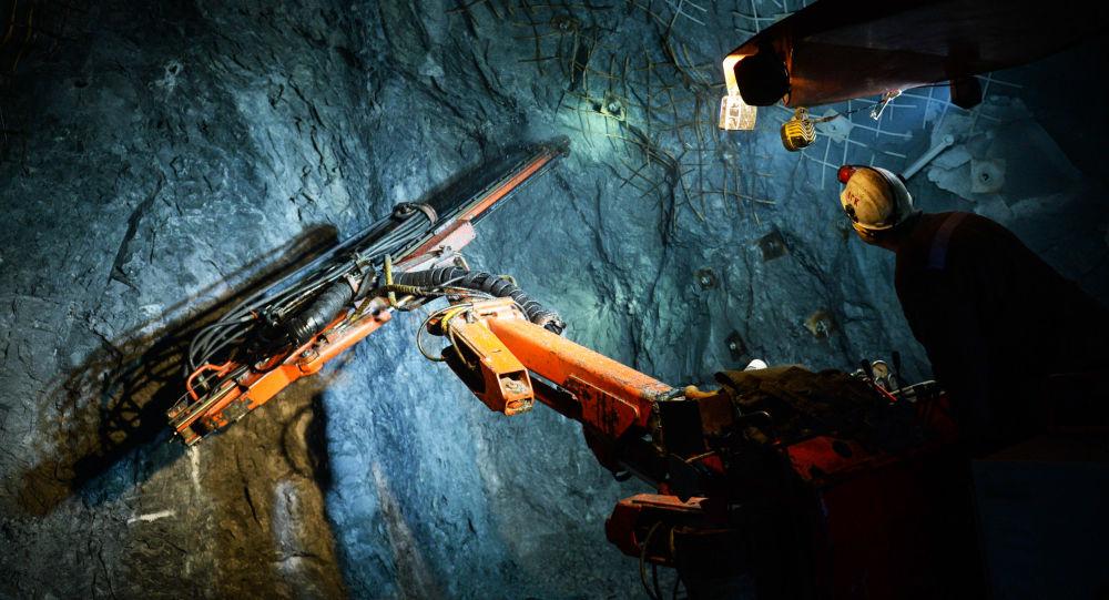铜矿开采(资料图片)
