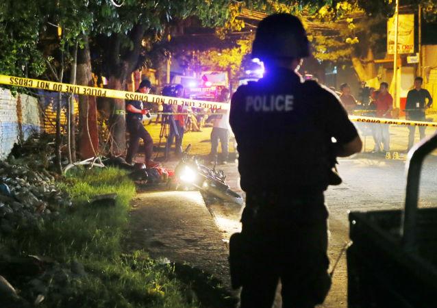 菲律宾警方