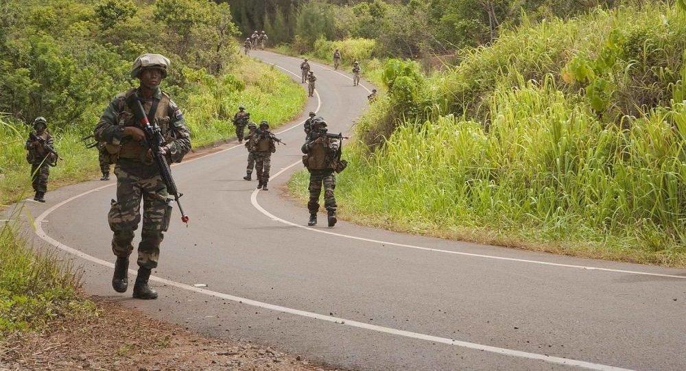 馬來西亞空降兵