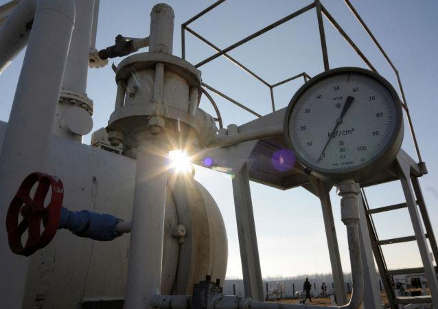 烏克蘭的天然氣管道