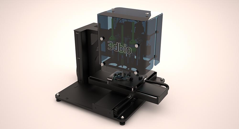 俄罗斯3D生物打印机下一次太空打印实验或在2022年上半年进行