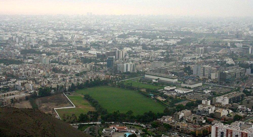 疫情导致秘鲁首都最大墓地增加7000多座新坟