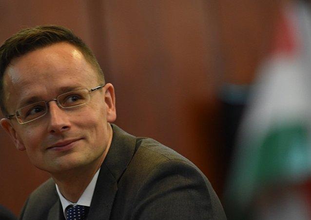 匈牙利外长西亚尔托