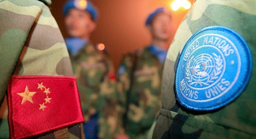 中國希望在維和任務中實現突破