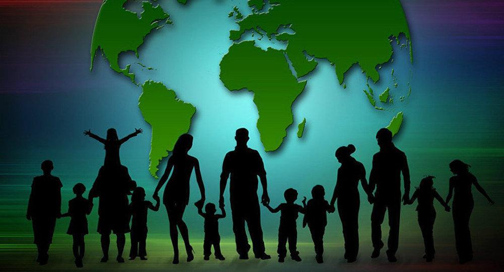 專家:世界人口增速極為不均