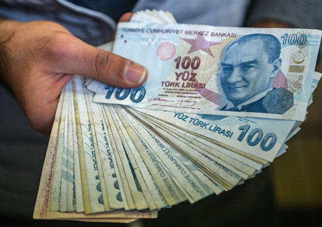 外媒:土耳其将与中国用本币从事贸易