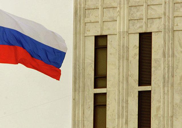 俄罗斯驻美大使馆