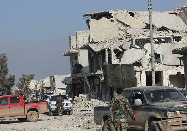 叙利亚, 阿勒颇