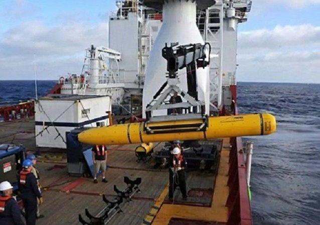 无人潜航器