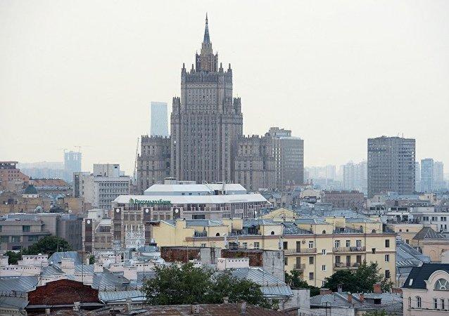 俄外交部:美国一直未展示9М729导弹违反《中导条约》的证据