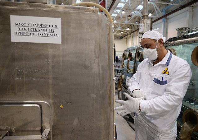 俄羅斯與西班牙討論為核電站聯合生產燃料的問題