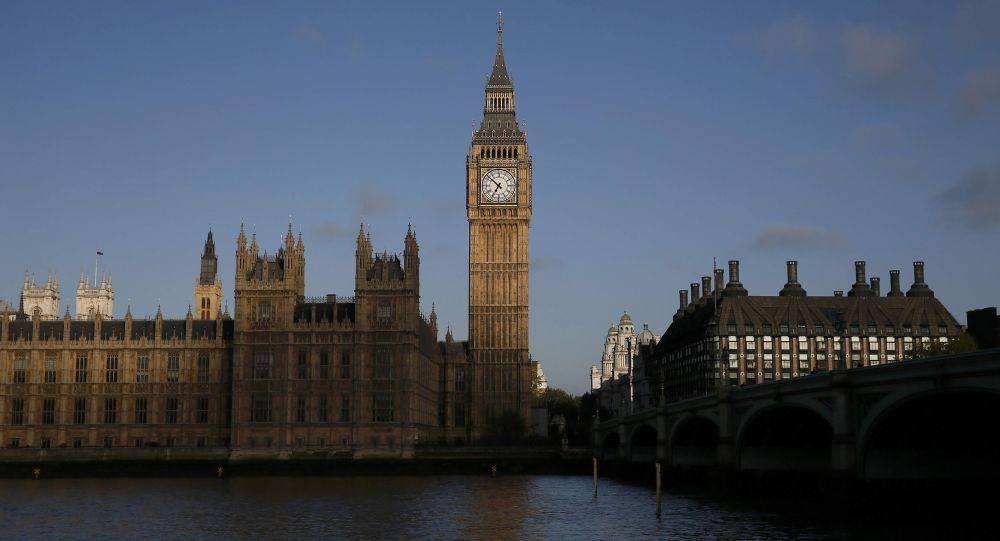 英國議會禁止中國大使進入議會大廈