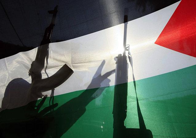 莫斯科巴勒斯坦各派会谈代表希望讨论贝鲁特协议细节