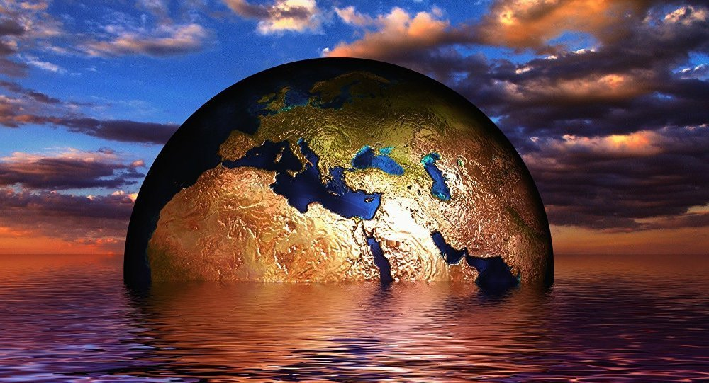 气象学家谈未来五年的气候变化
