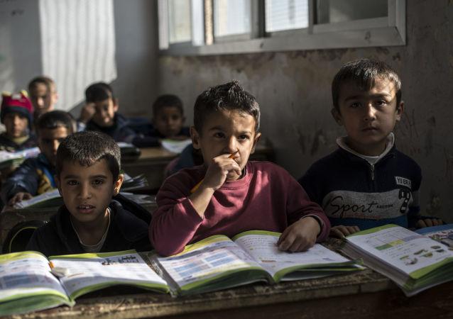 敘利亞惡劣天氣致中小學停課 高校考試延期Сирии