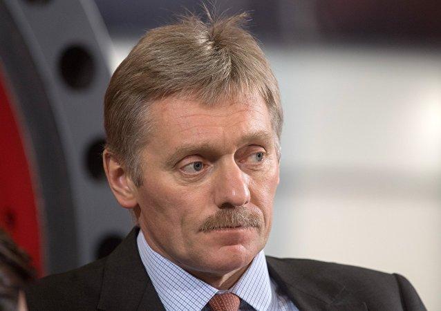 俄总统新闻秘书:基辅封锁顿巴斯说明其放弃该地区