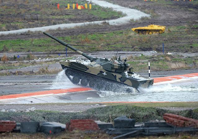 從「章魚」到「荷花」:盤點俄空降兵準備列裝的新式武器