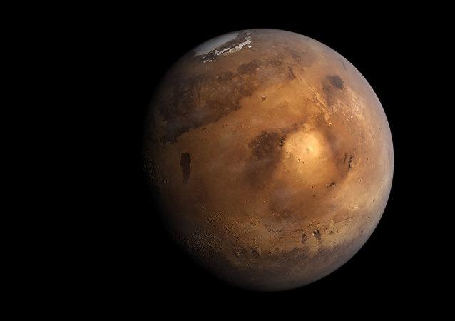 莫斯科大學科學家證明細菌完全能夠在火星生存千萬年