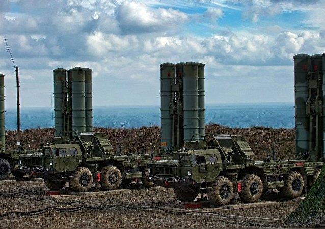 S-400 在克里米亞