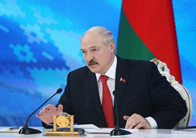 白俄總統稱該國高度評價與俄戰略夥伴關係