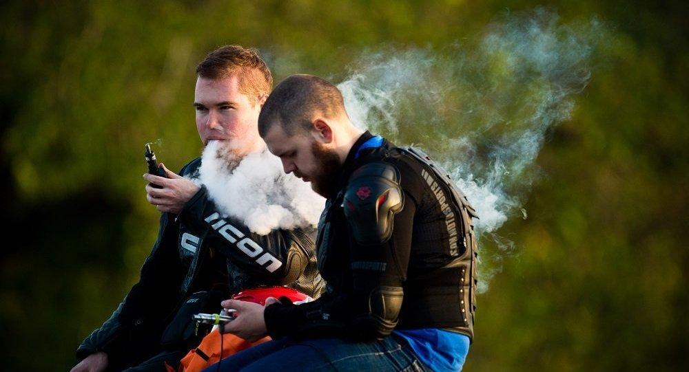 俄衛生部部長稱有超過80%的人借助電子煙也無法戒煙