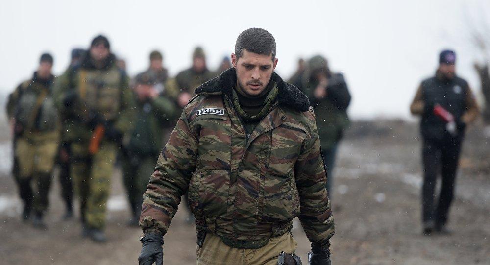 遇難「索馬里」營營長的告別儀式將在頓涅茨克舉行