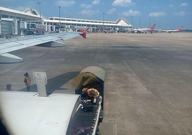海口美蘭國際機場