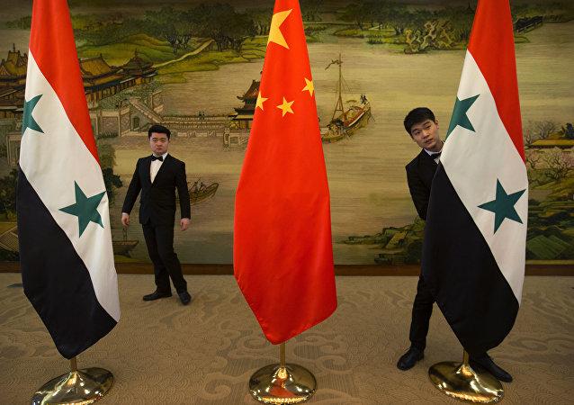 中国政府叙问题特使:叙问题只能通过政治手段加以解决