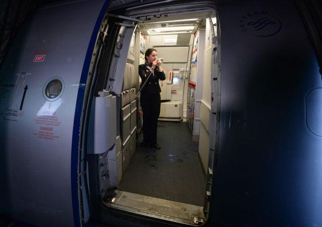 俄新西伯利亚机场将把飞往中国的航班增加一倍