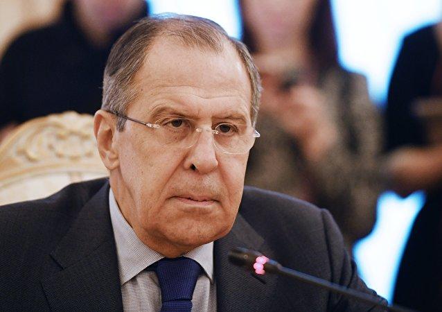 拉夫羅夫:俄羅斯願與阿拉伯地區各國保持良好關係