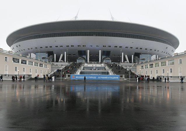 欧足联:圣彼得堡将举办2021欧洲冠军杯决赛