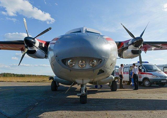L-410飛機