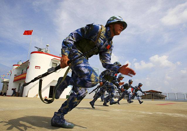 中国海军陆战队
