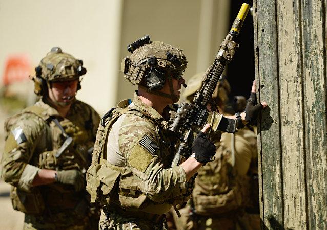 美国海军特种部队