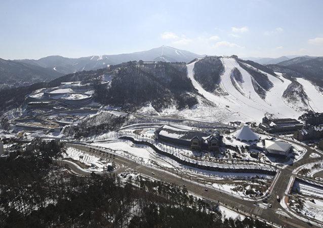 韓國正研究與朝鮮共同舉辦2018平昌冬奧會問題