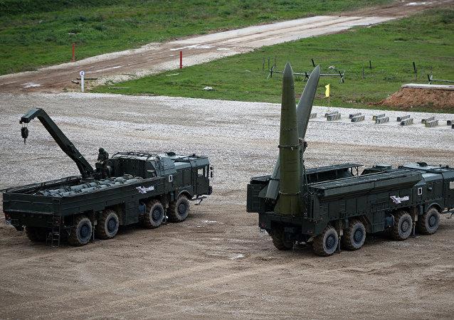 俄軍方向吉爾吉斯斯坦調派「伊斯坎德爾-M」導彈以參加獨聯體反恐軍演