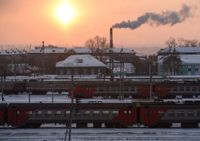 跨朝鮮半島鐵路幹線與西伯利亞大鐵路的聯通將為哈巴羅夫斯克帶來巨大收益