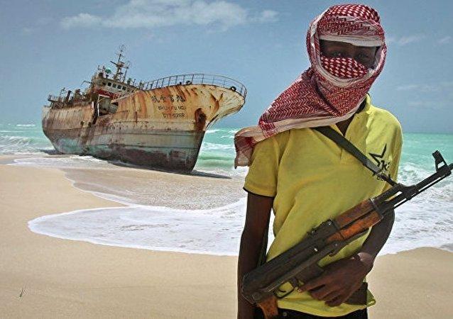 俄水手协会列出海盗袭击风险最高地区