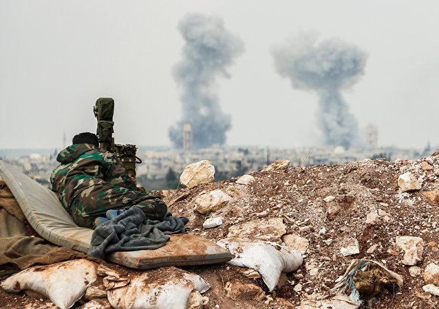媒體:俄土兩國軍隊可能將出現在伊德利卜衝突降級區